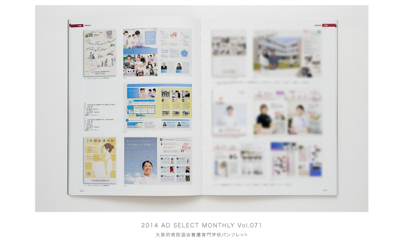 AD SELECT MONTHLY Vol.071